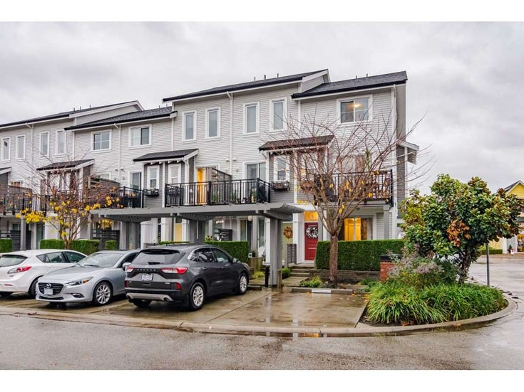 1 10973 BARNSTON VIEW ROAD - South Meadows Townhouse for sale, 2 Bedrooms (R2519688)