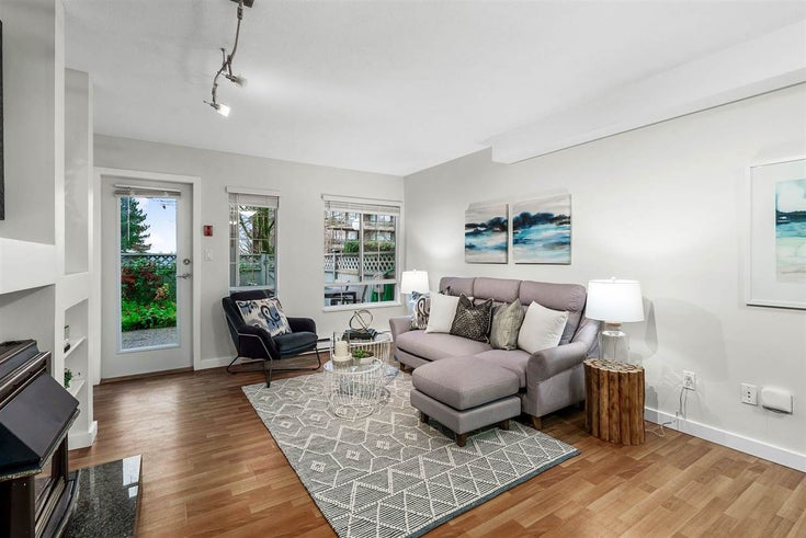 111 3755 ALBERT STREET - Vancouver Heights Apartment/Condo for sale, 1 Bedroom (R2519701)