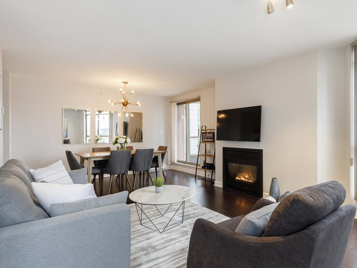 2003 867 HAMILTON STREET - Downtown VW Apartment/Condo for sale, 2 Bedrooms (R2519706)