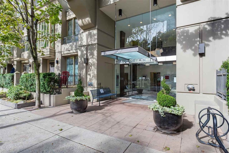 2303 969 RICHARDS STREET - Downtown VW Apartment/Condo for sale, 1 Bedroom (R2519737)