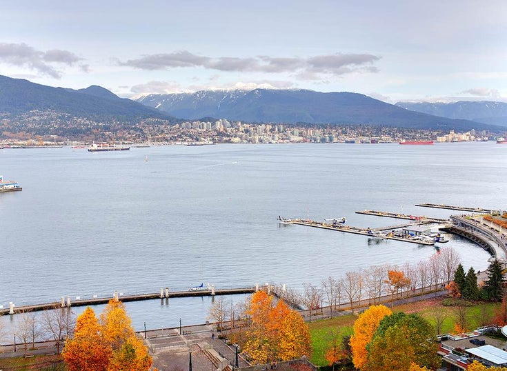 1804 1205 W HASTINGS STREET - Coal Harbour Apartment/Condo for sale, 2 Bedrooms (R2519741)