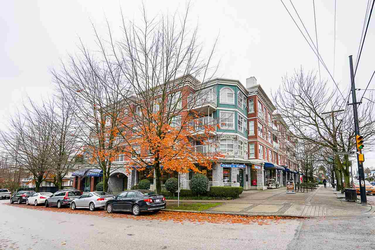212 5723 COLLINGWOOD STREET - Southlands Apartment/Condo for sale, 1 Bedroom (R2519744)