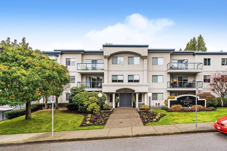 206 1441 BLACKWOOD STREET - White Rock Apartment/Condo for sale, 2 Bedrooms (R2519831)