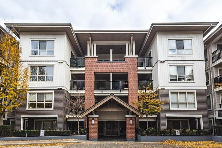 A109 8929 202 STREET - Walnut Grove Apartment/Condo for sale, 1 Bedroom (R2519847)