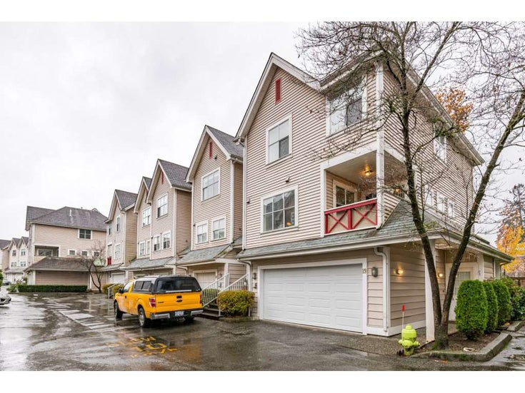 19 2450 HAWTHORNE AVENUE - Central Pt Coquitlam Townhouse for sale, 3 Bedrooms (R2519875)