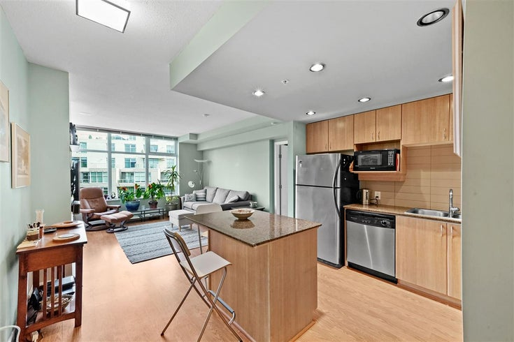 707 9232 UNIVERSITY CRESCENT - Simon Fraser Univer. Apartment/Condo for sale, 2 Bedrooms (R2519876)