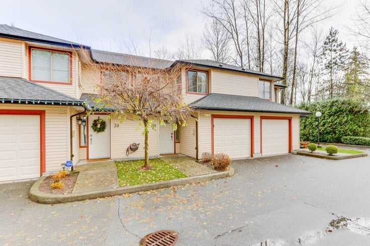 38 21960 RIVER ROAD - West Central Townhouse for sale, 3 Bedrooms (R2519895)
