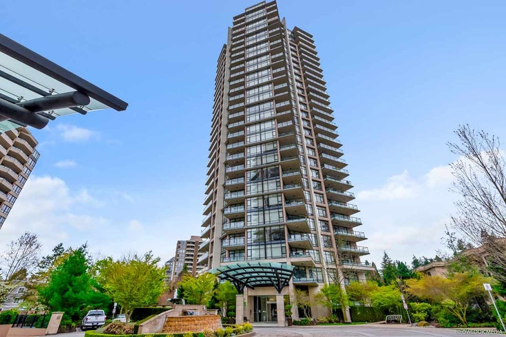 1405 6188 WILSON AVENUE - Metrotown Apartment/Condo for sale, 1 Bedroom (R2519904)