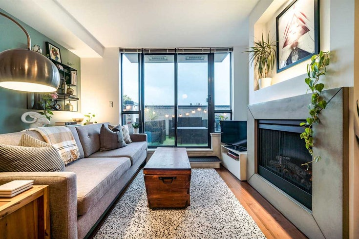 509 3228 TUPPER STREET - Cambie Apartment/Condo for sale, 2 Bedrooms (R2519912)