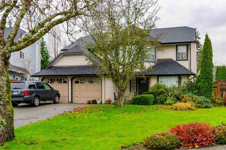 6083 174A STREET - Cloverdale BC House/Single Family for sale, 5 Bedrooms (R2519939)