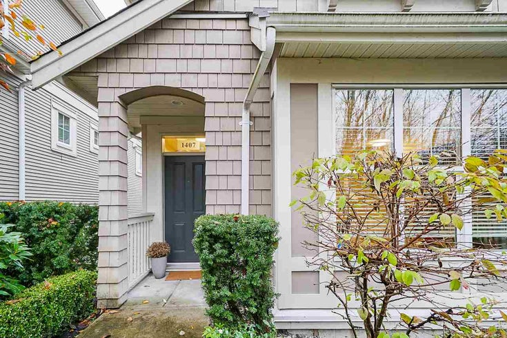 1407 COLLINS ROAD - Burke Mountain Townhouse for sale, 4 Bedrooms (R2519950)