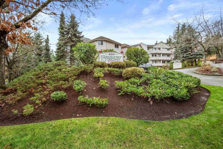404 450 BROMLEY STREET - Coquitlam East Apartment/Condo for sale, 2 Bedrooms (R2519968)