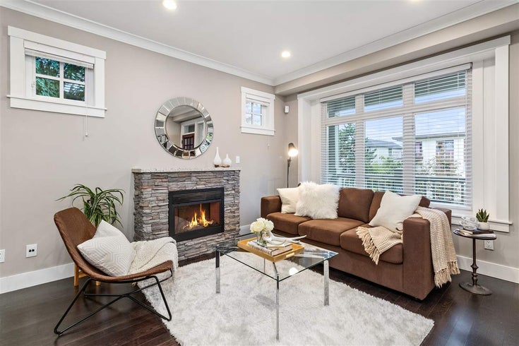 1820 E GEORGIA STREET - Hastings Townhouse for sale, 3 Bedrooms (R2519972)