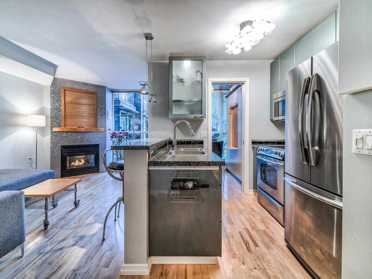 503 1068 HORNBY STREET - Downtown VW Apartment/Condo for sale(R2519983)