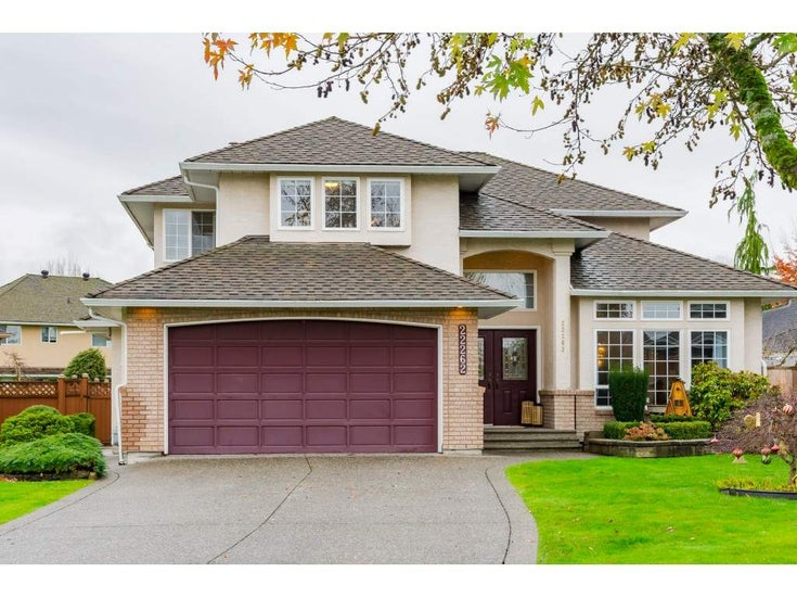 22262 46A AVENUE - Murrayville House/Single Family for sale, 5 Bedrooms (R2519995)