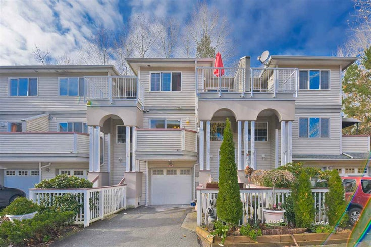 17 2615 SHAFTSBURY AVENUE - Central Pt Coquitlam Townhouse for sale, 3 Bedrooms (R2520057)