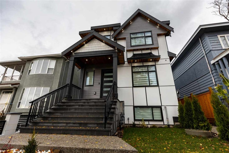747 E 60TH AVENUE - South Vancouver 1/2 Duplex for sale, 3 Bedrooms (R2520118)