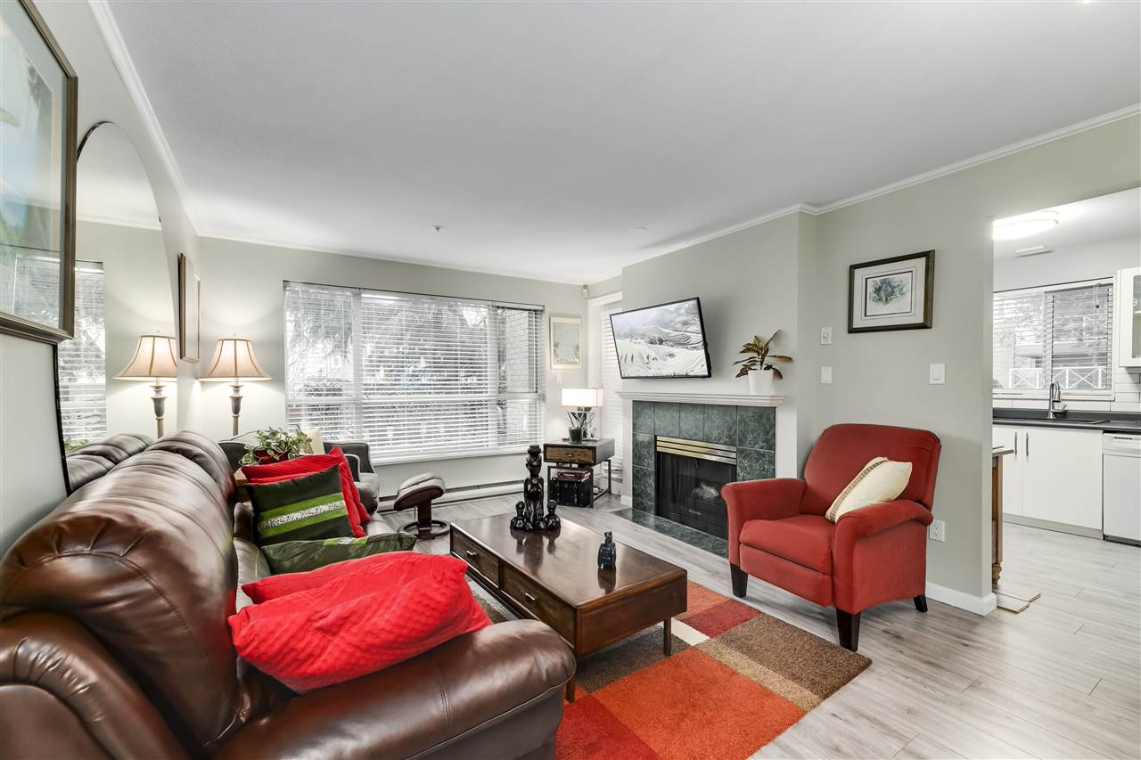 125 2551 PARKVIEW LANE - Central Pt Coquitlam Apartment/Condo for sale, 2 Bedrooms (R2520130)