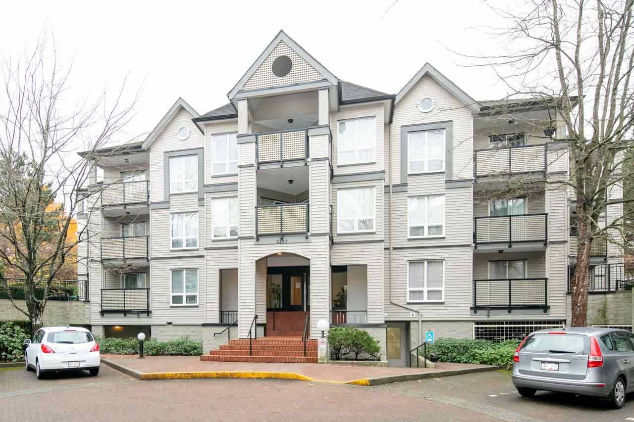 307 7457 MOFFATT ROAD - Brighouse South Apartment/Condo for sale, 1 Bedroom (R2520192)