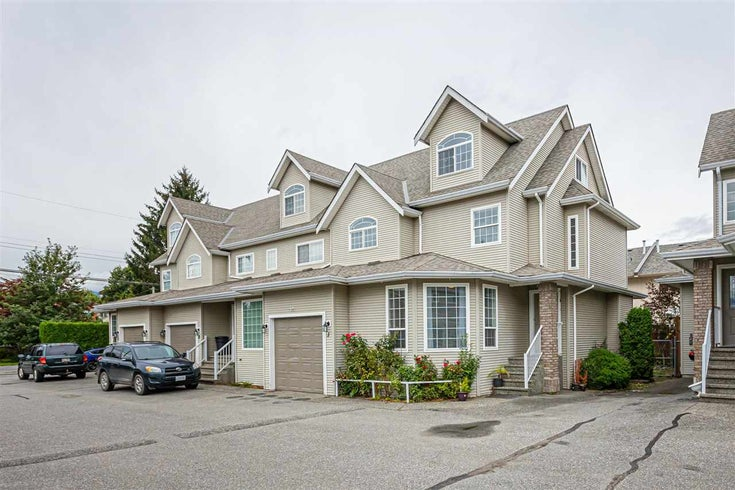 3 9472 WOODBINE STREET - Chilliwack E Young-Yale Townhouse for sale, 4 Bedrooms (R2520198)
