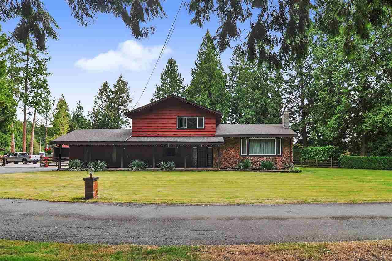 1988 196TH STREET - Brookswood Langley House with Acreage for sale, 3 Bedrooms (R2520250) - #1