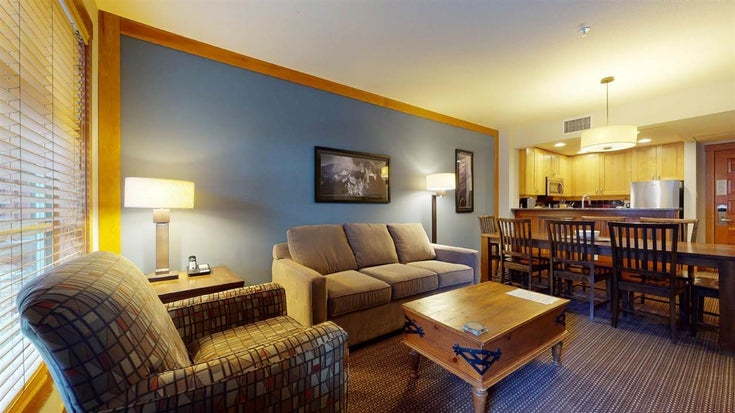334D 2036 LONDON LANE - Whistler Creek Apartment/Condo for sale, 2 Bedrooms (R2520303)