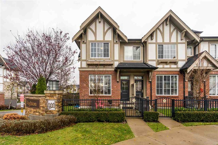 7 30989 WESTRIDGE PLACE - Abbotsford West Townhouse for sale, 3 Bedrooms (R2520326)