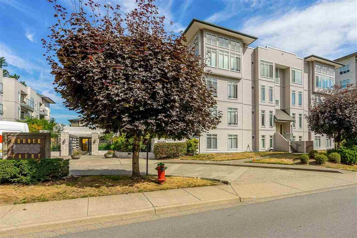 214 32085 GEORGE FERGUSON WAY - Abbotsford West Apartment/Condo for sale, 1 Bedroom (R2520339)