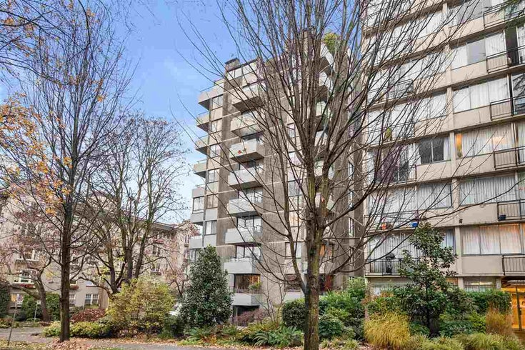 103 1108 NICOLA STREET - West End VW Apartment/Condo for sale, 1 Bedroom (R2520362)