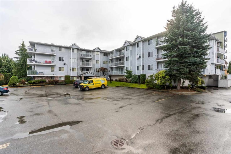 306 2750 FULLER STREET - Central Abbotsford Apartment/Condo for sale, 1 Bedroom (R2520412)