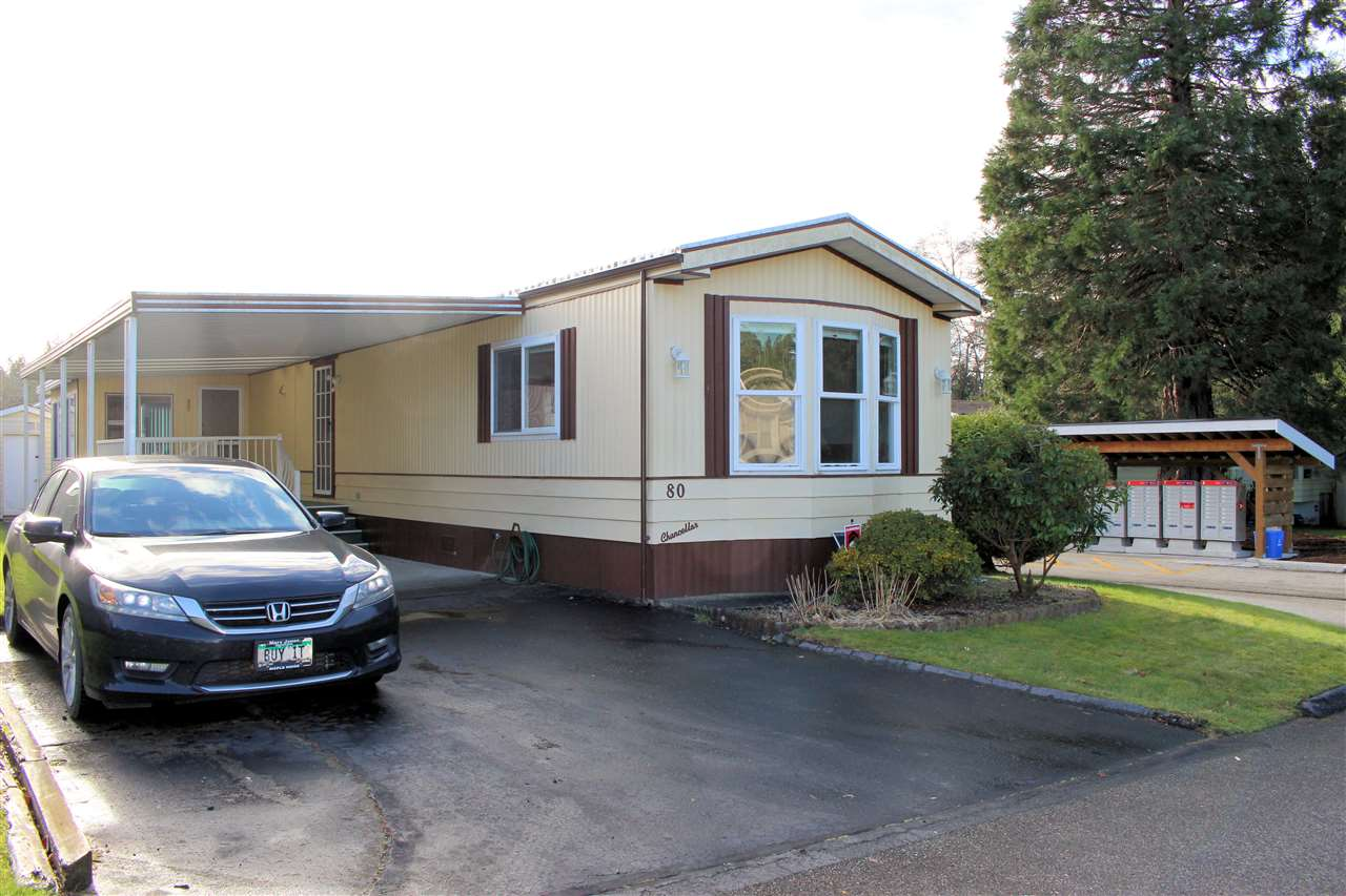 80 2315 198 STREET - Brookswood Langley Manufactured for sale, 2 Bedrooms (R2520416) - #2