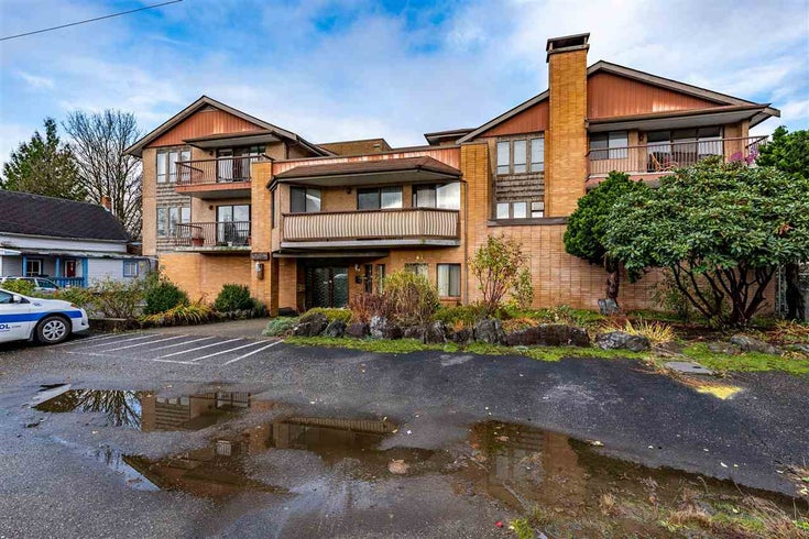 105 46195 CLEVELAND AVENUE - Chilliwack N Yale-Well Apartment/Condo for sale, 2 Bedrooms (R2520434)