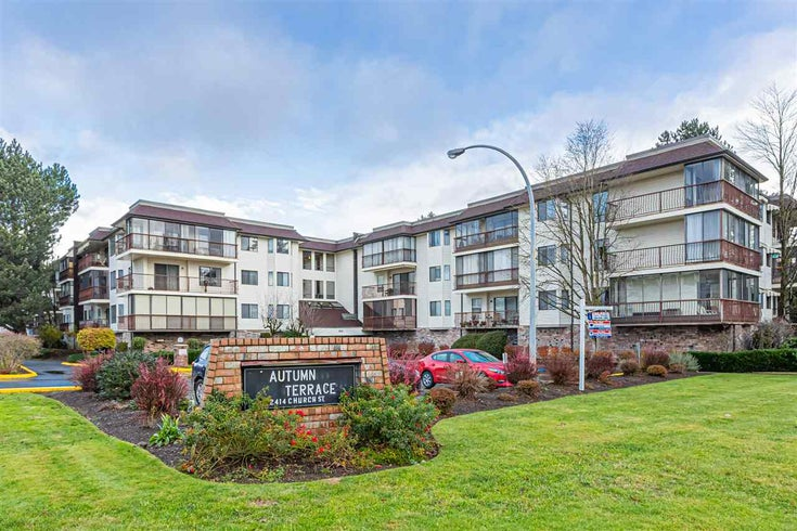 103 2414 CHURCH STREET - Abbotsford West Apartment/Condo for sale, 1 Bedroom (R2520474)
