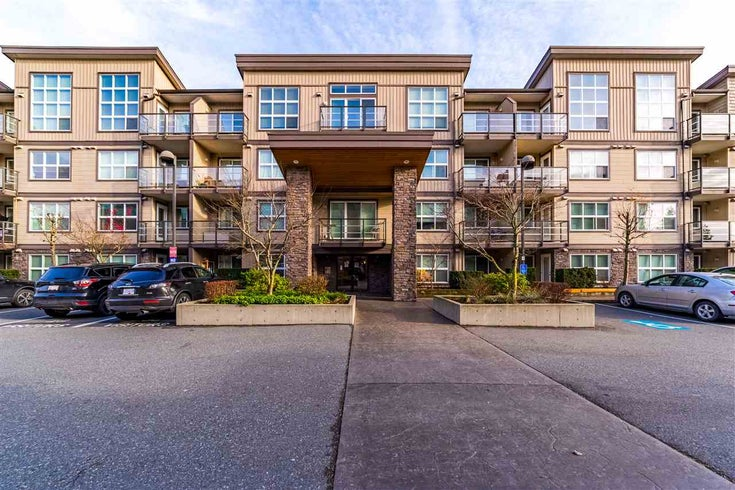 317 30525 CARDINAL AVENUE - Abbotsford West Apartment/Condo for sale, 1 Bedroom (R2520530)