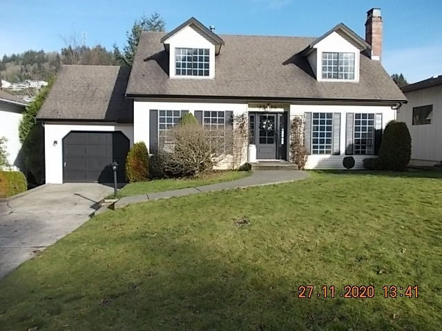 2320 ORCHARD DRIVE - Abbotsford East House/Single Family for sale, 3 Bedrooms (R2520637)