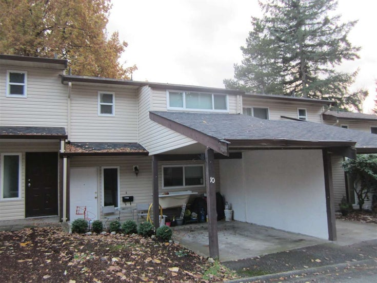 10 32705 FRASER CRESCENT - Mission BC Townhouse for sale, 3 Bedrooms (R2520649)