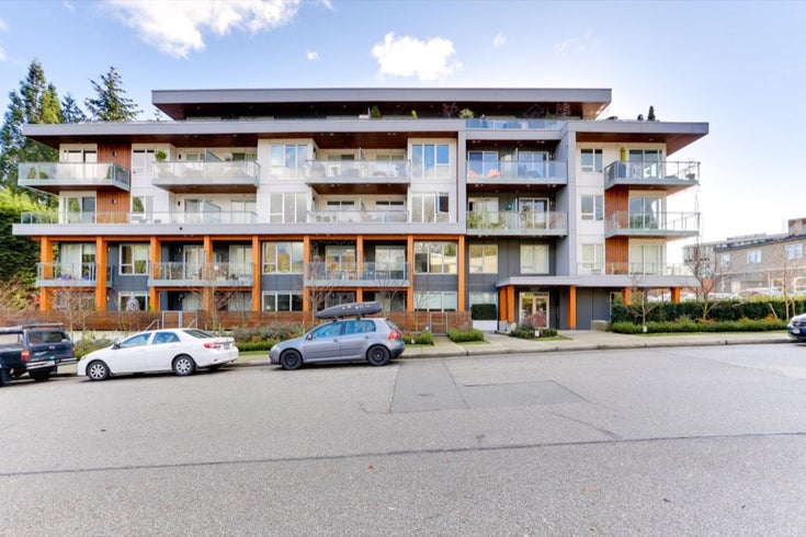 307 1327 DRAYCOTT ROAD - Lynn Valley Apartment/Condo for sale, 2 Bedrooms (R2520677)
