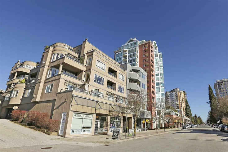 302 118 E 2ND STREET - Lower Lonsdale Apartment/Condo for sale, 2 Bedrooms (R2520684)