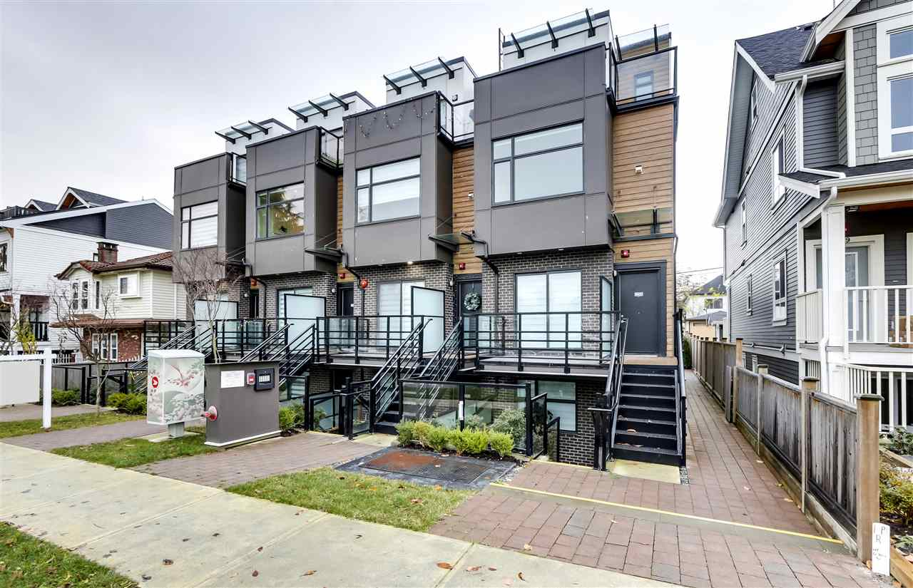 5031 CHAMBERS STREET - Collingwood VE Townhouse for sale, 3 Bedrooms (R2520687)