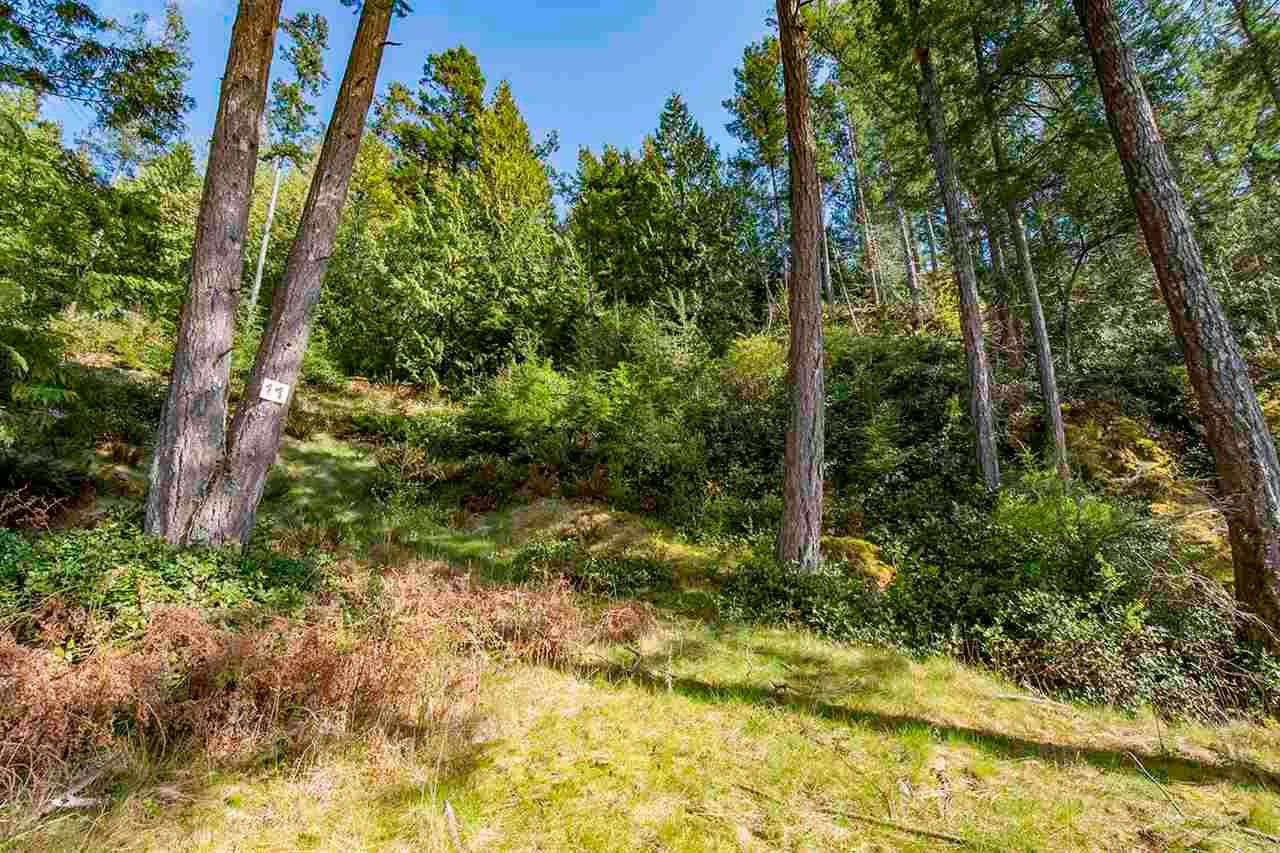 Lot 11 SUNSET ESTATES - Gambier Island for sale(R2520719) - #11