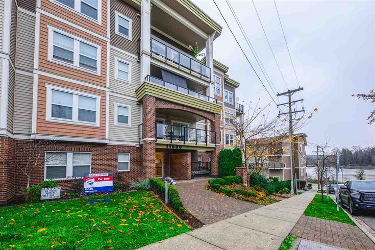 106 11580 223 STREET - West Central Apartment/Condo for sale, 1 Bedroom (R2520724)