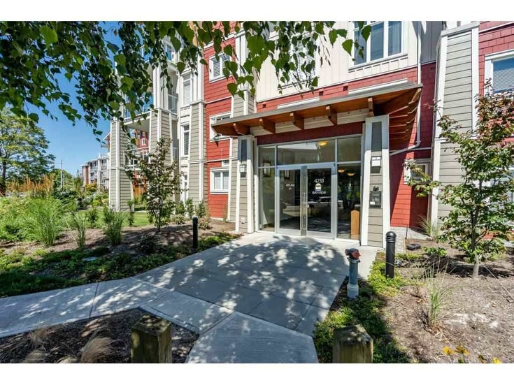 411 4233 BAYVIEW STREET - Steveston South Apartment/Condo for sale, 1 Bedroom (R2520746)