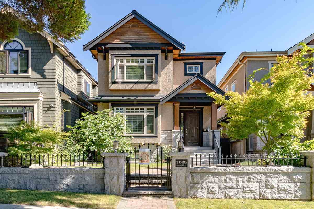 7668 SELKIRK STREET - South Granville House/Single Family for sale, 6 Bedrooms (R2520761)