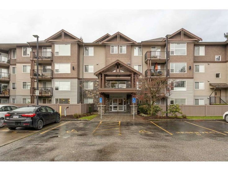 303 2581 LANGDON STREET - Abbotsford West Apartment/Condo for sale, 1 Bedroom (R2520770)