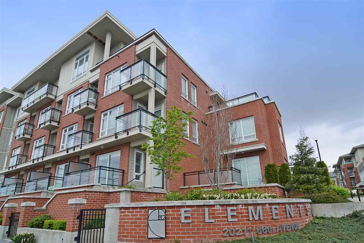 F110 20211 66 AVENUE - Willoughby Heights Apartment/Condo for sale, 1 Bedroom (R2520775)