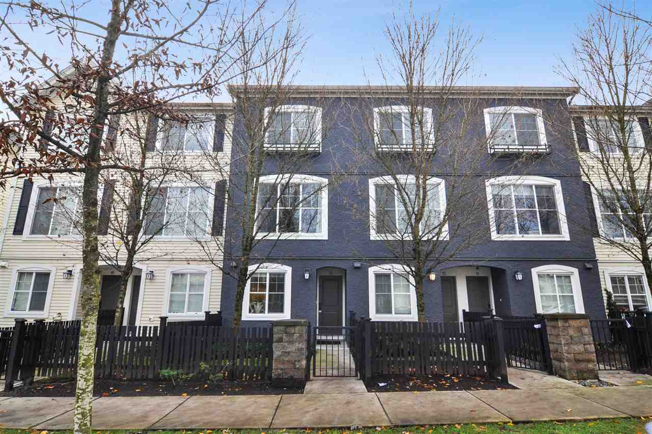 13 19180 65 AVENUE - Clayton Townhouse for sale, 3 Bedrooms (R2520776)
