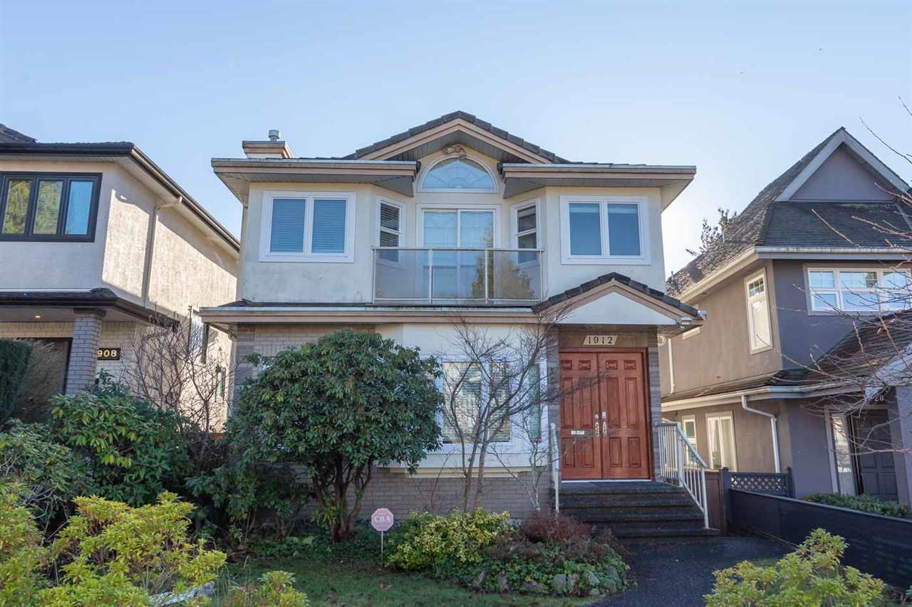 1912 W 42ND AVENUE - Kerrisdale House/Single Family for sale, 4 Bedrooms (R2520788)