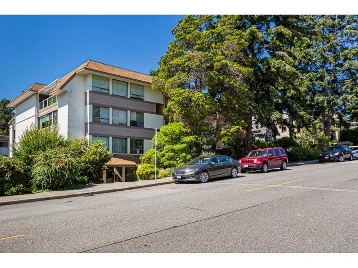 206 1341 FOSTER STREET - White Rock Apartment/Condo for sale, 2 Bedrooms (R2520793)