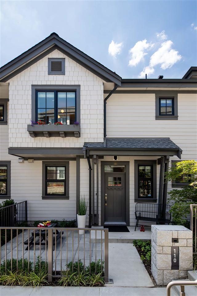 196 1290 MITCHELL STREET - Burke Mountain Townhouse for sale, 3 Bedrooms (R2520812)
