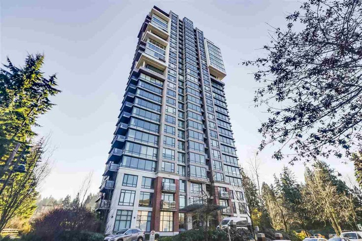 805 301 CAPILANO ROAD - Port Moody Centre Apartment/Condo for sale, 2 Bedrooms (R2520839)